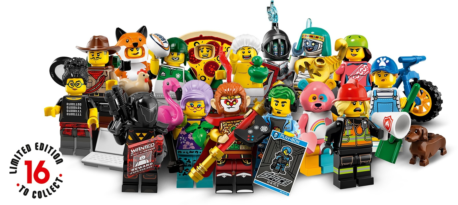 LEGO Minifigures - Series 19 (71025) image