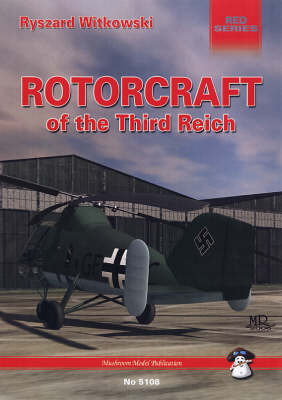 Rotorcraft of the Third Reich by Ryszard Witowski image