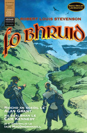Fo Bhruid: Kidnapped: A Graphic Novel in Full Colour by Robert Louis Stevenson image