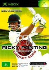 Ricky Ponting Cricket 2005 for Xbox