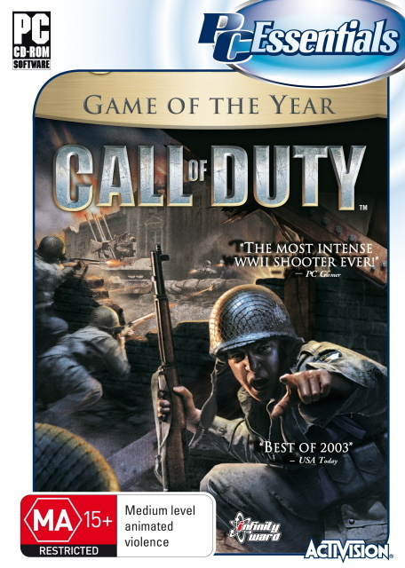 Call of Duty Game of the Year Edition for PC Games