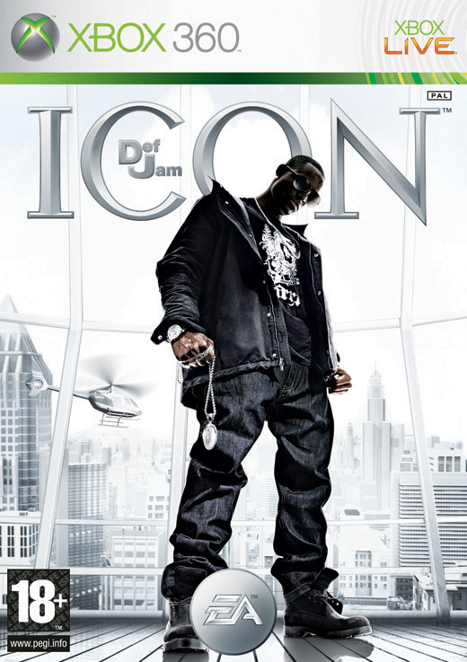 Def Jam: Icon for Xbox 360