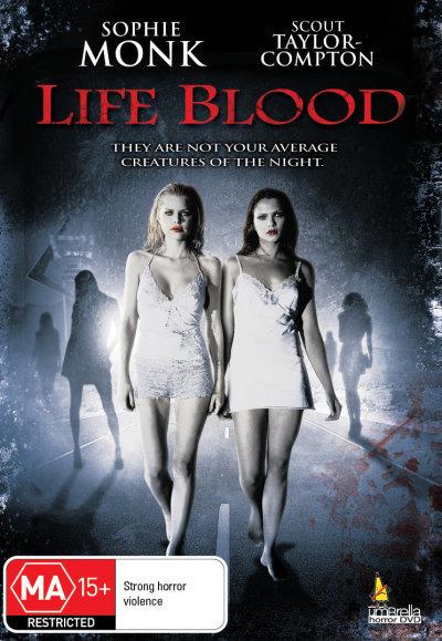 Life Blood on DVD