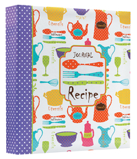 Collins 2 Ring Recipe Book Binder
