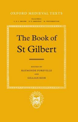 The Book of St Gilbert image