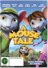A Mouse Tale on DVD