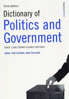 Dictionary of Politics and Government image