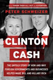 Clinton Cash by Peter Schweizer