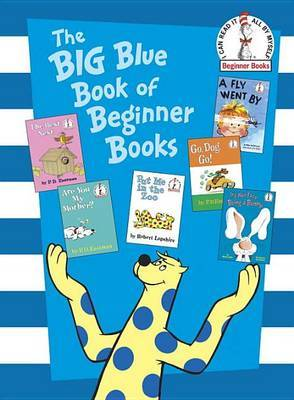 The Big Blue Book of Beginner Books by P.D. Eastman image