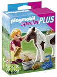 Playmobil Special Plus - Girl with Pony (5291)