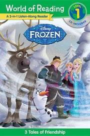 World of Reading: Frozen Listen Along: Frozen by Disney Book Group