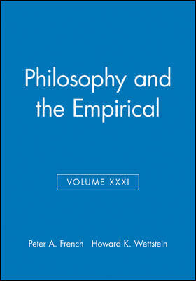 Philosophy and the Empirical
