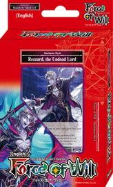 Force of Will Starter Deck: Dark Attribute