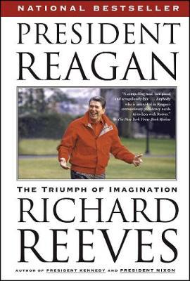 President Reagan by Richard Reeves image