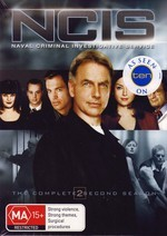 NCIS - Complete Season 2 (6 Disc Box Set) on DVD