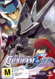 Gundam Seed - Vol 06 Momentary Silence on DVD