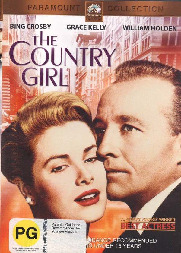 The Country Girl on DVD image