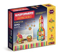 My First Magformers - 30 Piece Set