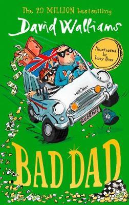 Bad Dad by David Walliams image