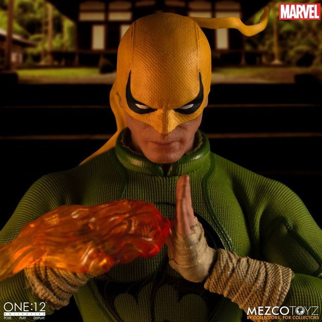 Marvel: Iron Fist - One:12 Collective Figure