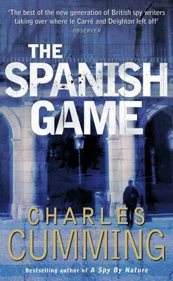 The Spanish Game by Charles Cumming image