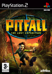 Pitfall: The Lost Expedition for PlayStation 2