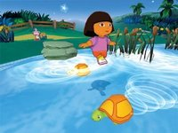 Dora the Explorer: Journey to the Purple Planet for PlayStation 2 image