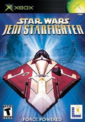 Star Wars: Jedi Starfighter for Xbox