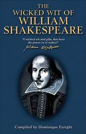 The Wicked Wit of William Shakespeare by William Shakespeare image