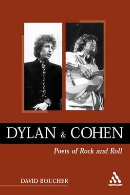 Dylan and Cohen by David Boucher image