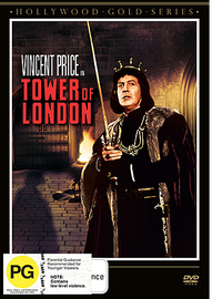 Tower of London on DVD