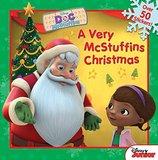 Doc McStuffins a Very McStuffins Christmas by Disney Book Group