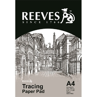Reeves Tracing Pad A4