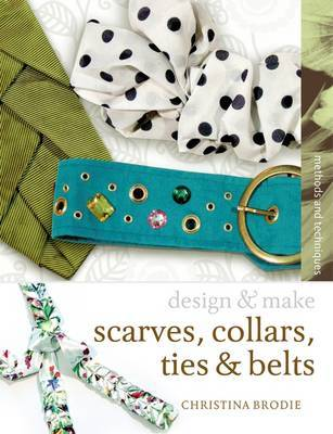 Scarves, Ties, Collars and Belts by Christina Brodie image