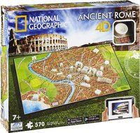 National Geographic: Ancient Rome 4D Puzzle (570pc)
