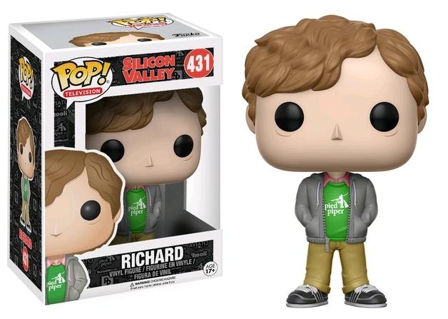 Silicon Valley - Richard Pop! Vinyl Figure