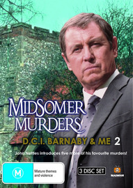 Midsomer Murders: D.C.I Barnaby & Me: Collection 2 on DVD