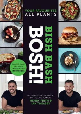 Bish Bash Bosh by Henry Firth
