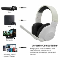 SADES Spirits Universal Gaming Headset (White) for Switch, PC, PS4, Xbox One