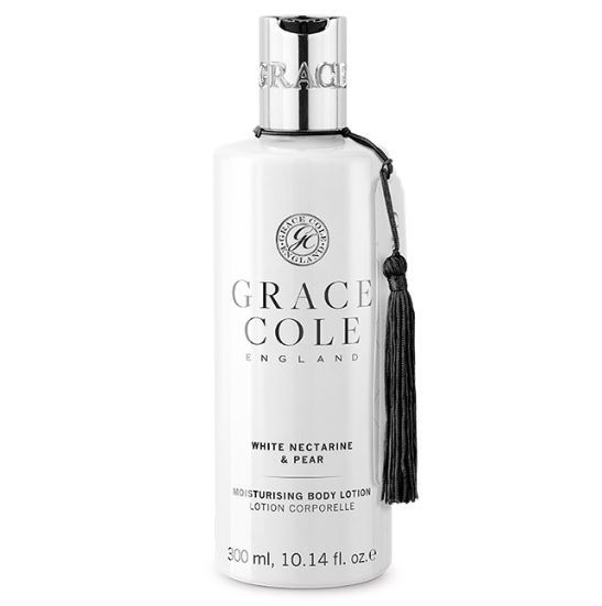 Grace Cole: Body Lotion - White Nectarine & Pear (300ml)