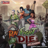 Run Fight or Die: Reloaded - Board Game