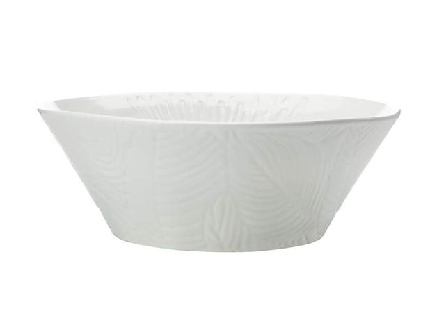 Maxwell & Williams: Panama Conical Bowl - White (15cm)