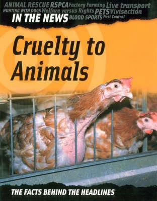 Cruelty to Animals by Adam Hibbert image