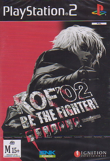 The King of Fighters 2002 for PlayStation 2