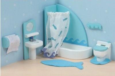 Le Toy Van: Sugar Plum Bathroom Furniture Set image