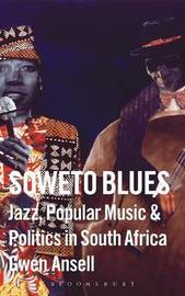 Soweto Blues by Gwen Ansell image