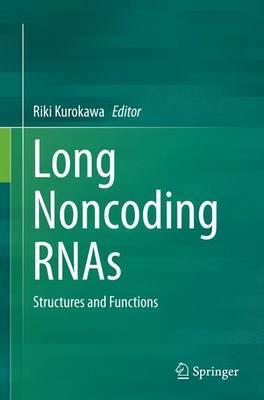 Long Noncoding RNAs image