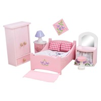Le Toy Van: Sugar Plum Bedroom Furniture Set