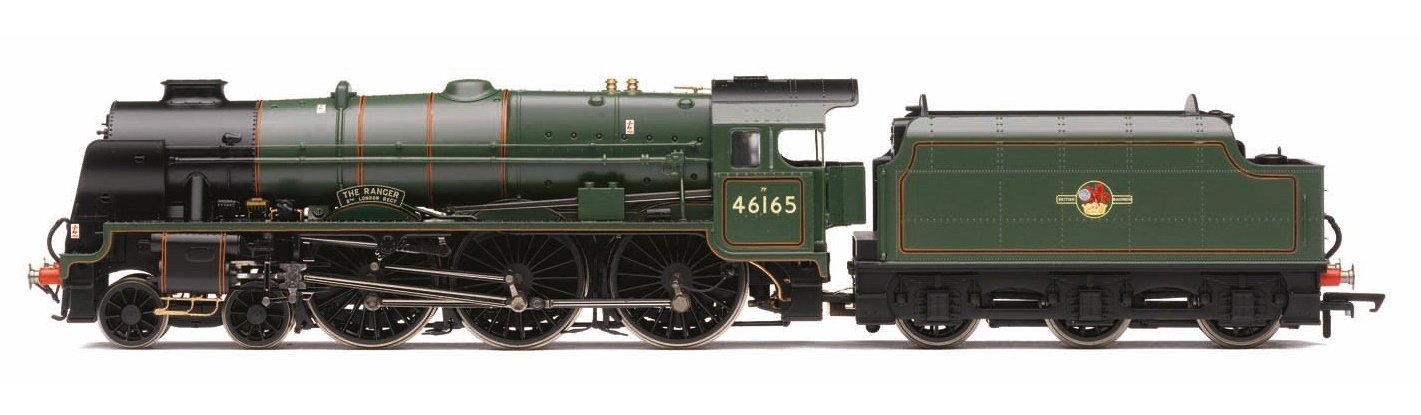 Hornby: Late BR 4-6-0 'The Ranger' '46165' Royal Scot Class image