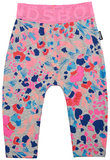 Bonds Stretchy Lace Leggings - Kimono Floral (6-12 Months)